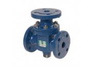 Клапан регулирующий Broen Clorius G3F-040 трёхходовой ф/ф Ду 40 Ру 25 Tmax=300oC Kv=20, чугун