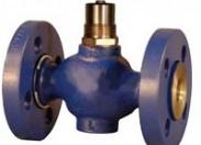 Клапан регулирующий Broen M3F-FL-015 Kv=4 чугунный ф/ф Ду 15 Ру 16 Tmax=150oC