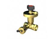 Клапан балансировочный Broen динамический Ballorex DP Ду 40 Pу25 Kv=10 м3/ч, 20-40 кПа, Т -20...+135 C Р/Р