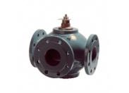 Клапан регулирующий Broen Clorius G3F-150 трёхходовой ф/ф Ду 150 Ру 16 Tmax=120oC Kv=310/267, чугун