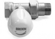 Клапан запорный Broen Ду 020 Pу 10 ручной прямой