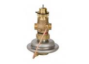 Моноблочный регулятор - ограничитель расхода Danfoss AVQ Ду50 Pу25 Kvs=25 м3/ч