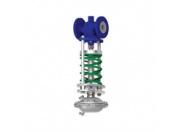 Регулятор перепада давлений Broen TD56-2-065 ф/ф Ду 065 Pу 25 Kv=58 dP=0,6-1,5 бар с импульсными трубками и фитингами, чугун