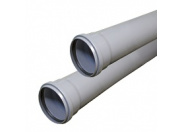 Труба канализационная 110 L=0,75*2,7 мм Valfex BASE