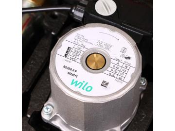 Насосно-смесительный модуль PASM25 WATTS Ind с насосом, 3-ходовым клапаном, без сервопривода