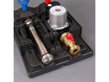 Насосный модуль PAS25-KH WATTS Ind с насосом