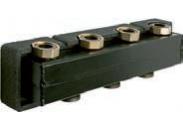 Коллектор для насосно-смесительных модулей HK/HKM HKV2 WATTS Ind на 3 насосных модуля