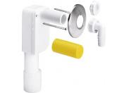 Сифон Viega для скрытого монтажа, стиральных и посудомоечных машин