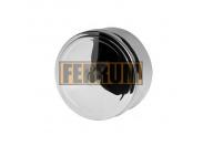 Заглушка Ferrum Ф120 внутренняя для ревизии (430/0,5 мм)