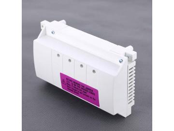 Базовый модуль на 4 зоны WATTS Ind WFHC Master нормально открытый 230В