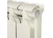STOUT Bravo 500 6 секций радиатор алюминиевый боковое подключение