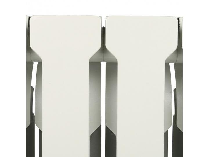 ROMMER  Profi 350 (AL350-80-80-080) 10 секций радиатор алюминиевый (RAL9016)