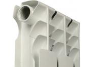 ROMMER  Optima 500 12 секций радиатор алюминиевый (RAL9016)