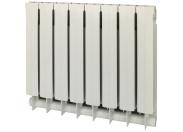 Global STYLE PLUS 500 Global STYLE PLUS 500 8 секций радиатор биметаллический боковое подключение (белый RAL 9010)