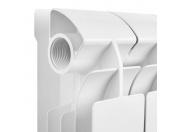 Global VOX- R 500 Global VOX- R 500 12 секций радиатор алюминиевый боковое подключение (белый RAL 9010)