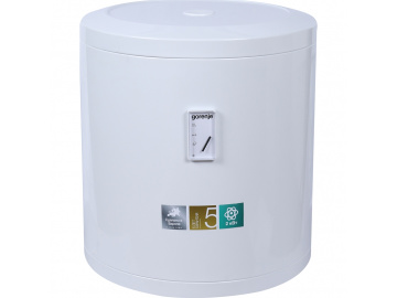 Gorenje  TGU50NGB6 Накопительный электрический водонагреватель с открытым ТЭНом кожух металл TGU