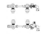 ACV Комплект быстрого монтажа для Comfort,Smart STD, Smart EW.