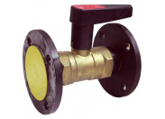 BROEN  БРОЕН Venturi DRV Клапан балансировочный ручной фланцевый DN 025 PN 16 Kvs=9,94 м3/ч,артикул 4550510S-001005 [4550510S-001005]