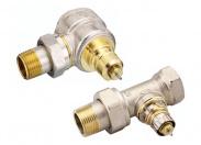 Danfoss Клапан прямой для двухтрубной насосной системы отопления  RA-N (Д 15мм)