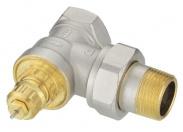 Danfoss Клапан угловой RA-G (для однотр. насосной и двухтр.систем отопл. Д 20 мм)