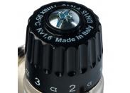 """STOUT  Термостатический смесительный клапан для систем отопления и ГВС 3/4"""" НР   35-60°С KV 1,6"""