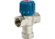 Watts  Термостатический смеситель 3/4'' BH AQUAMIX (25-50*C)