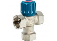 Watts  Термостатический смеситель 1'' BH AQUAMIX (25-50*C)
