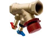 """Балансировочный регул клапан TBV NF, нормальный расход, внутренняя резьба G 1/2"""", DN15, PN16"""