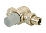 Danfoss Клапан прямой RA-G для однотр. насосной и двухтр.систем отопления Д 20 мм