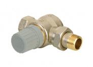 Клапан RTD-G-25 для однотрубной системы прямой Danfoss