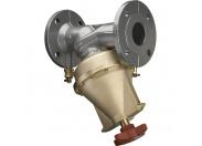 Регулятор перепада давления STAP, DN80, 20-80 кПа, фланец, PN16, ковкий чугун