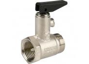 Itap  367 1/2 Клапан предохранительный для бойлера с ручкой спуска  ITAP