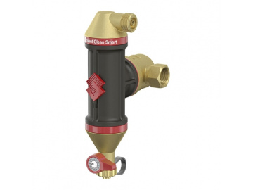 Flamco Сепаратор воздуха и шлама Flamcovent Clean Smart 1 1/2