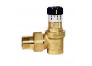Watts  USV 16 Предохранительный клапан с манометром 0,06 - 0,36 бар