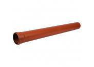 Sinikon  НПВХ Труба для нар. канализации D 110 x 3,2 SN4 (Длина: 500 мм)