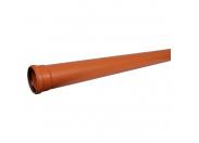 Sinikon  НПВХ Труба для нар. канализации D 110 x 3,2 SN4 (Длина: 2000 мм)