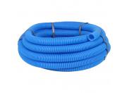 РУВИНИЛ Труба гофр.40мм ПНД (синяя) для МПТ (Длина: 15 м)