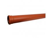 Sinikon  НПВХ Труба для нар. канализации D 160 x 4,0 SN4 (Длина: 2000 мм)