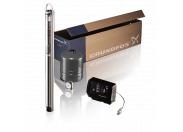 Насос скважинный с частотным регулированием Grundfos Пакет SQE 3-105 с кабелем 80м