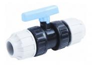 STP Кран для труб ПНД 32x32