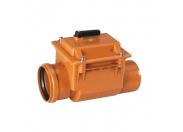 Sinikon  НПВХ  Обратный клапан D160 для нар. канализации MagnaPlast