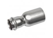 Sanha  9243 пресс-фит. нерж.сталь, ниппель ВПр-НПр, 54ax28