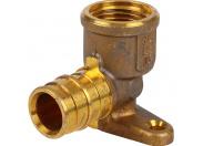 "Uponor Smart Aqua Q&E водорозетка 20-RP1/2""ВР L=43ММ"