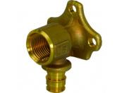 "Uponor Smart Aqua Q&E водорозетка 16-RP1/2""ВР"