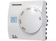 Термостат комнатный проводной Teplocom TS-2AA/8A