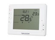 Teplocom  Термостат комнатный программируемый проводной Teplocom TS-Prog-2AA/8A