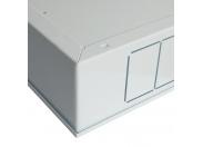 STOUT  Шкаф распределительный наружный 13-16 выходов (ШРН-5) 651х120х1004