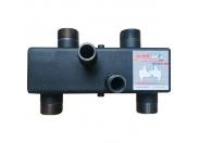 Гидравлический разделитель Warme WGR80B с торцевыми отводами и резьбой