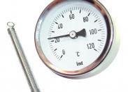 Watts  Термометр биметаллический T 80/75