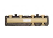 Watts  Коллекторная гребенка на три насосных модуля PAS-VM3